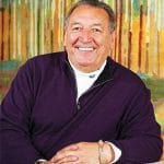 Jerry Arcari is the founder of Landry & Arcari Rugs and Carpeting in Boston.