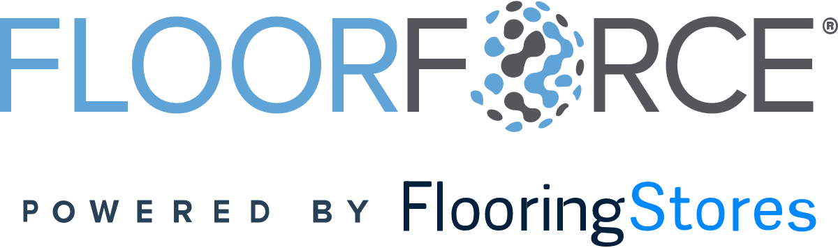 FloorForce Powered by FlooringStores Logo PNG 5x