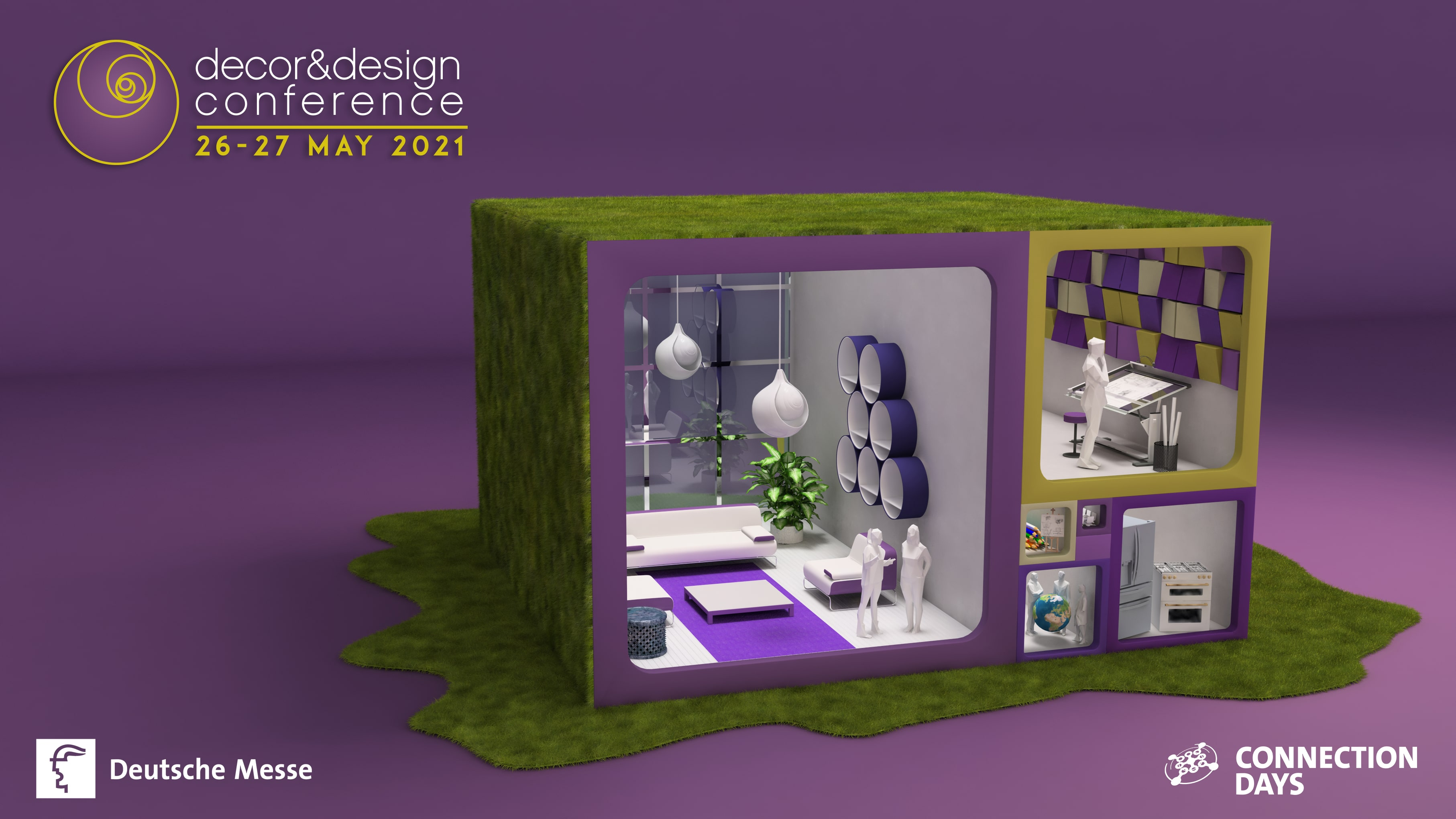 Decor & Design Conference - May 26-6, 2021